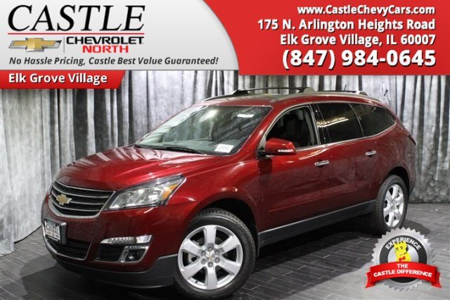 new 2016 chevrolet traverse 1lt sport utility in elk grove village l60173 castle chevrolet north. Black Bedroom Furniture Sets. Home Design Ideas
